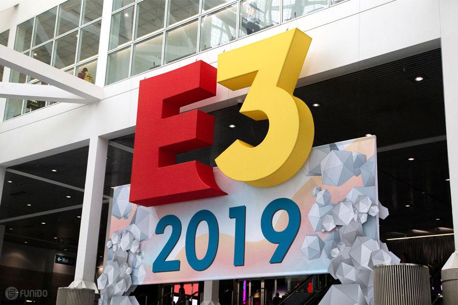 نمایشگاه E3 2019 - فهرست کامل بازیها و حواشی