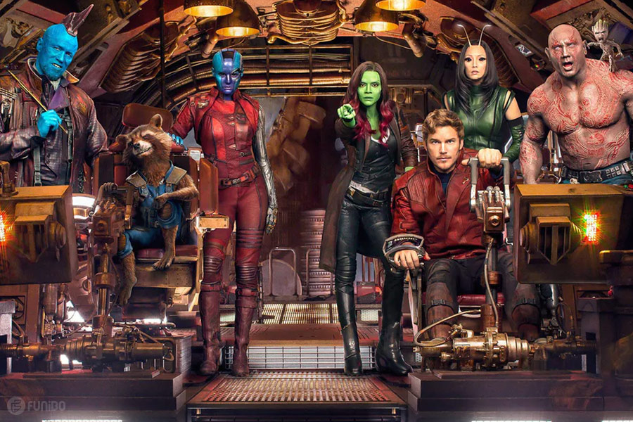 3 -Guardians of the Galaxy Vol. 3
