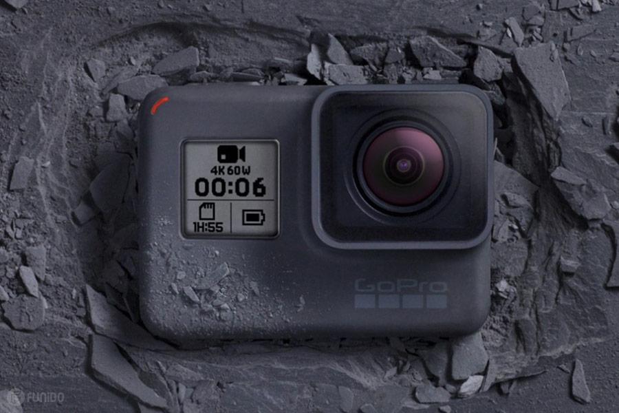 دوربین گوپرو Hero 6 Black - بهترین GoPro در بازار