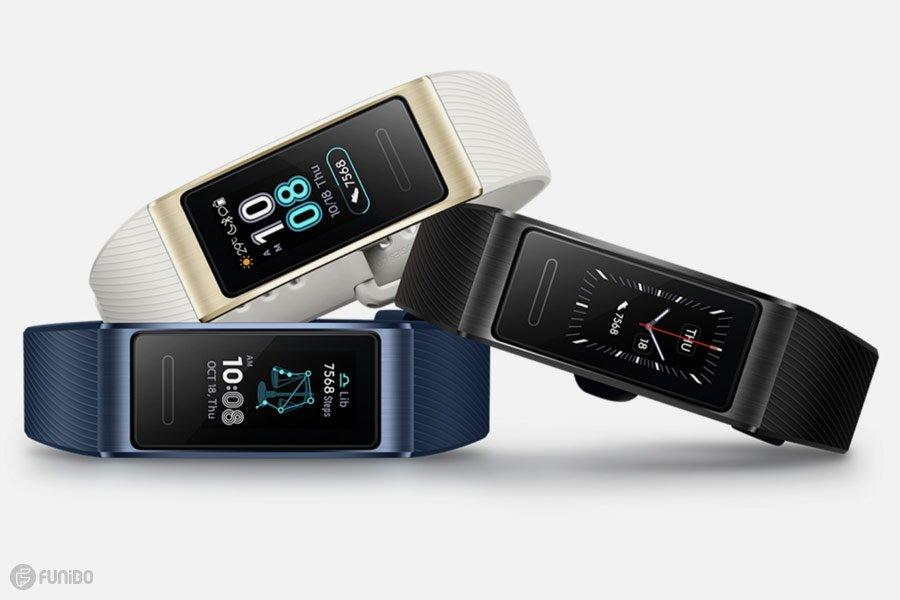مچ بند هوشمند هواوی 3 پرو - نقد و بررسی جامع Huawei Band 3 Pro