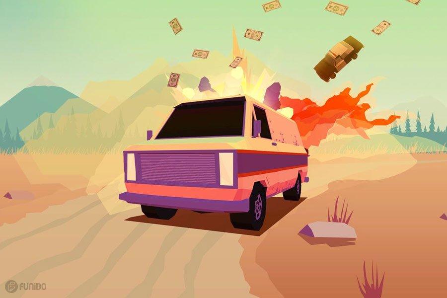 بازی Pako 2 - نقد و بررسی بازی ماشین سواری پاکو 2 بههمراه تریلر