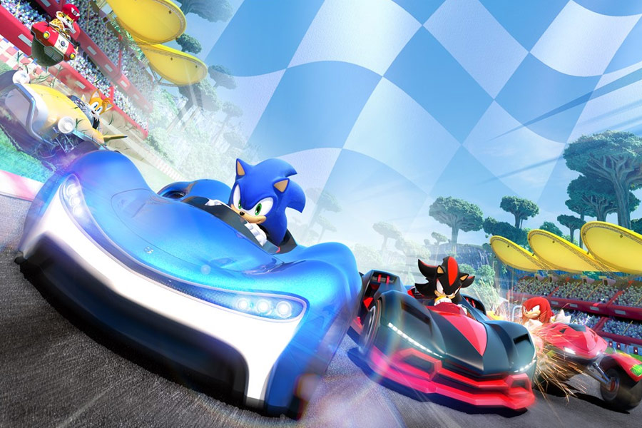 بازی Team Sonic Racing - نقد و بررسی جامع