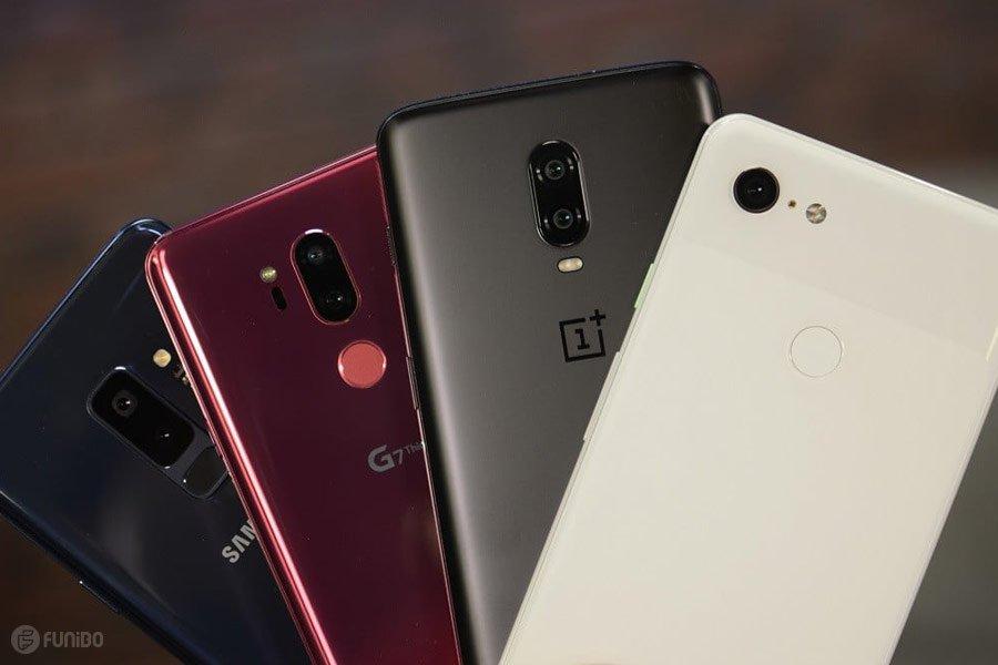 بهترین گوشی های هوشمند 2018 - 20 موبایل موجود در بازار