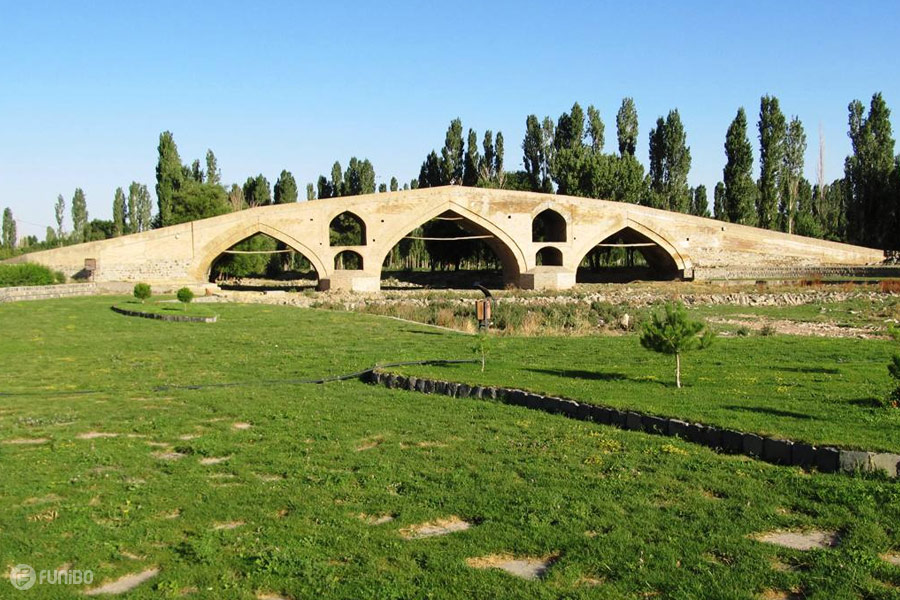 Historic Bridge Mir Bahaaddin