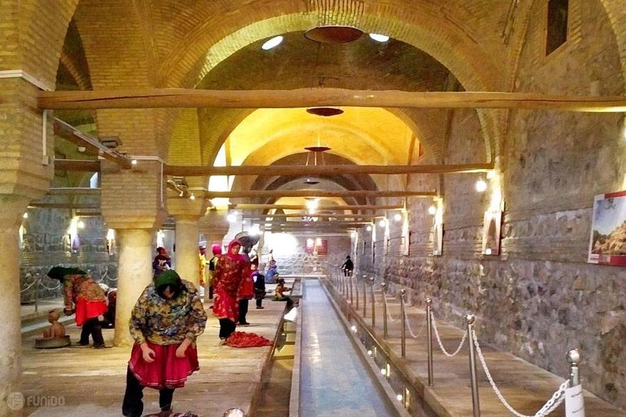 rakhtshooykhaneh museum