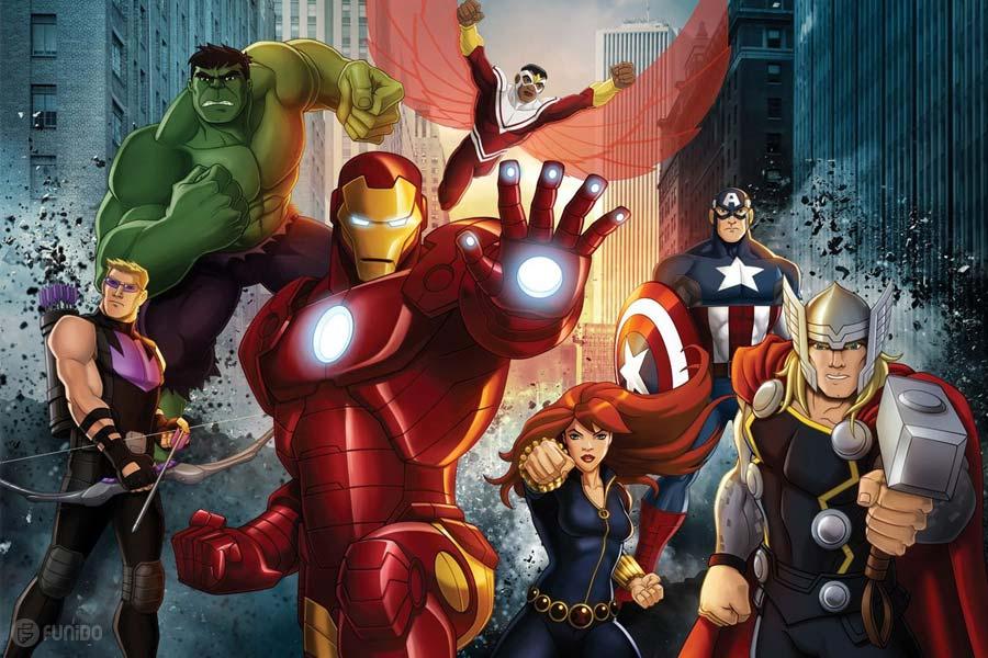 سریال های ابرقهرمانی - 100 مجموعه سوپرهیرویی برتر تاریخ (بخش دوم)