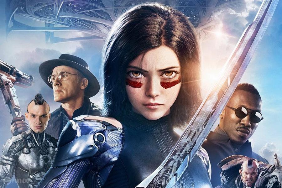 فیلم Alita: Battle Angel 2019 - آلیتا فرشته جنگ و تریلر
