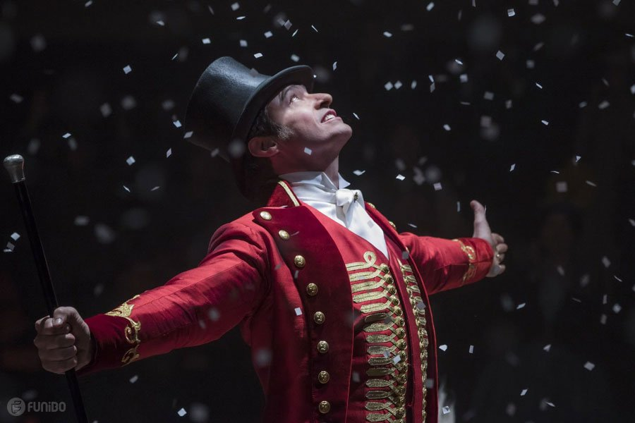 برترین شومن (2017) The Greatest Showman