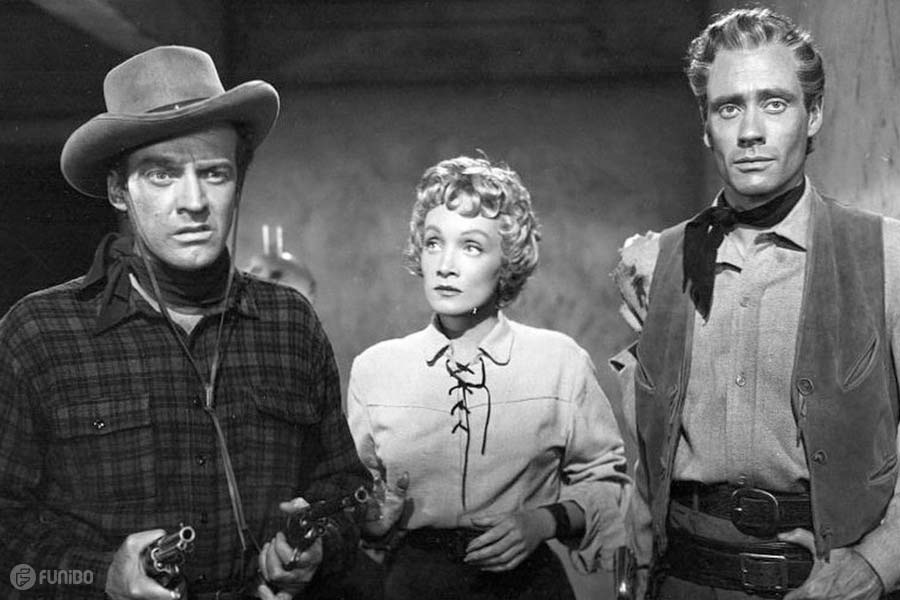 (Rancho Notorious (1952 رانچو بدنام