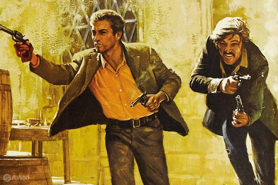 (Butch Cassidy and the Sundance Kid (19690 بوچ کسیدی و ساندنس کید