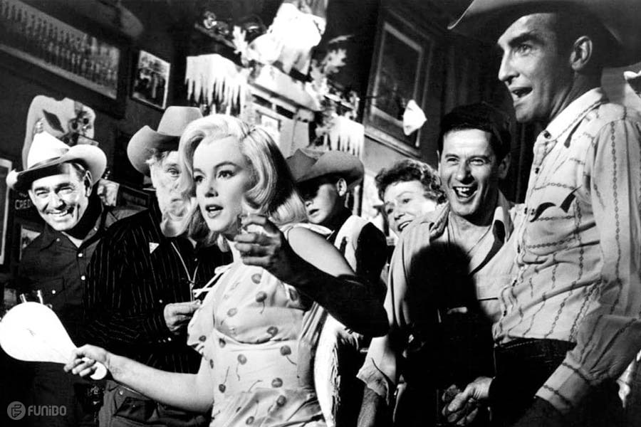 (The Misfits (1961 ناجورها