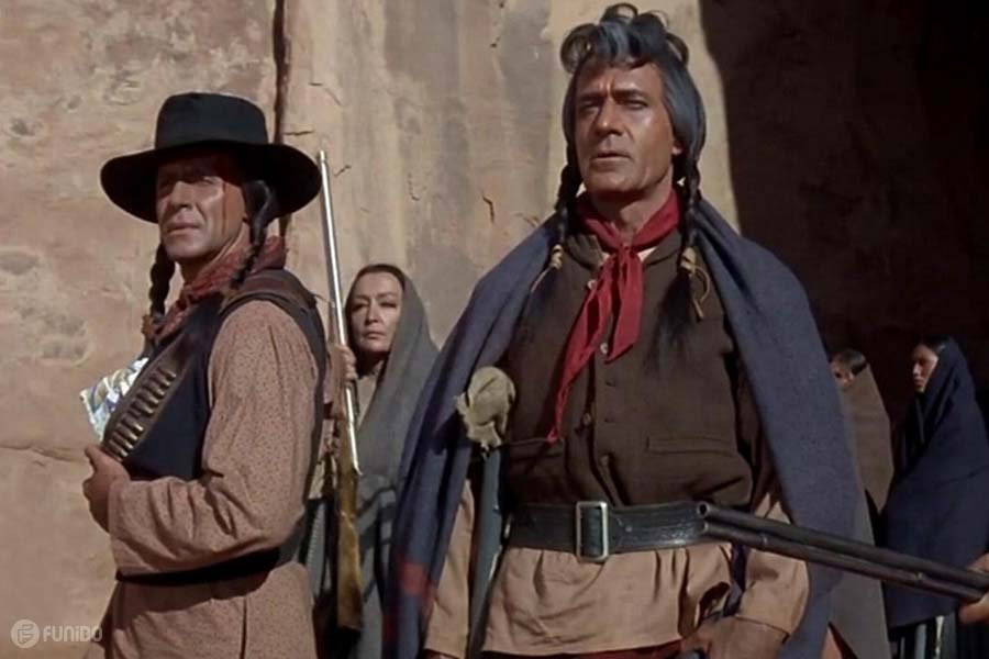 (Cheyenne Autumn (1964 پاییز قبیله شاین