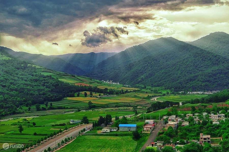 جاهای دیدنی مازندران و جاذبه های گردشگری آن را بشناسید