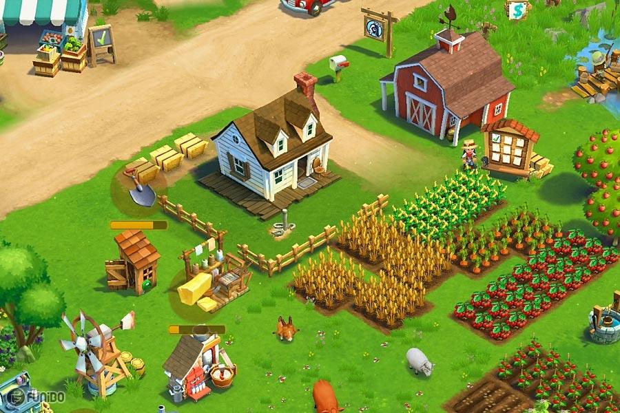 بهترین بازی های مزرعه داری آفلاین