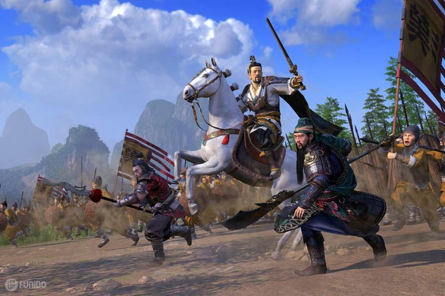 داستان بازی Total War: Three Kingdoms