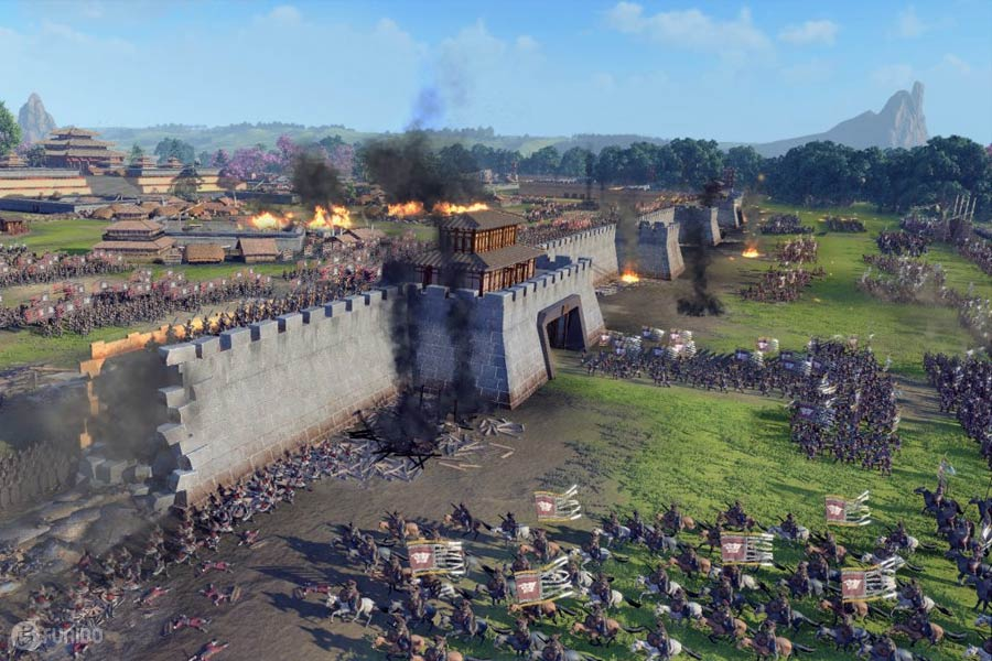 مدهای بازی Total War: Three Kingdoms