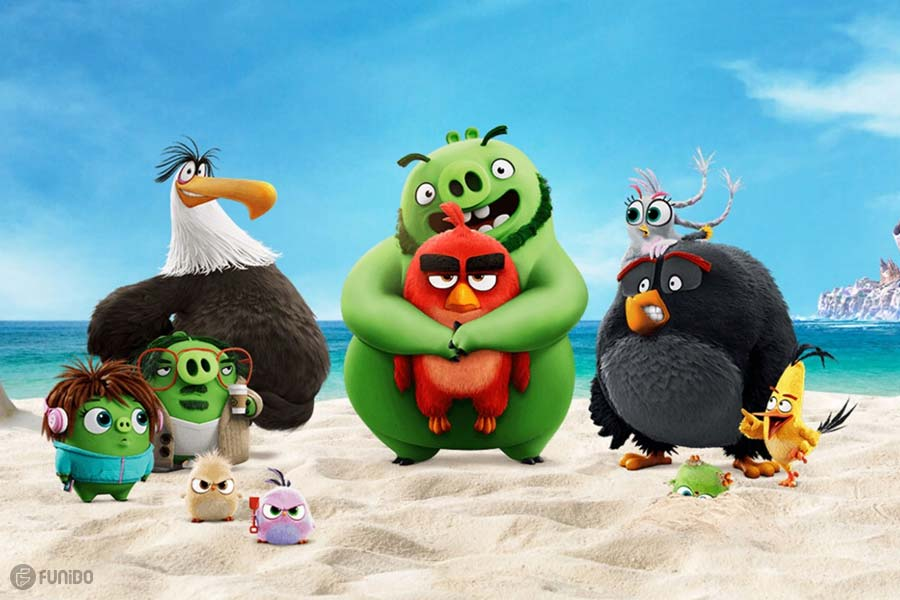 The Angry Birds Movie 2​