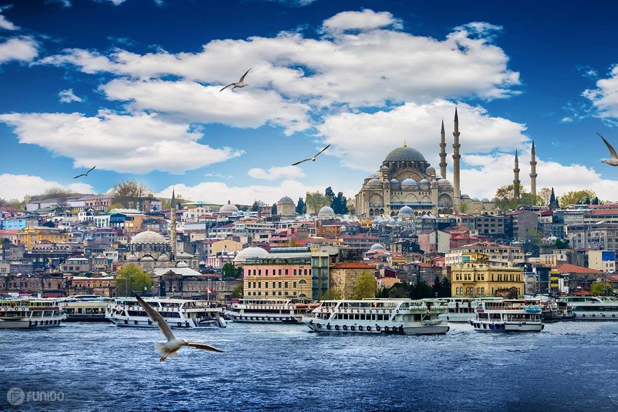 جاهای دیدنی ترکیه را بشناسید - 25 جاذبه گردشگری شگفتانگیز