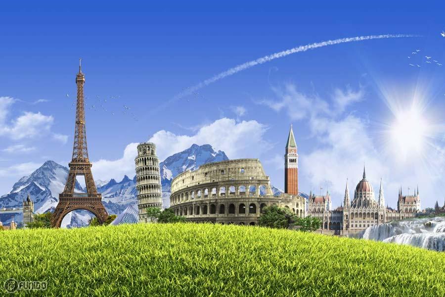 راهنمای سفر به اروپا - چگونه با یک کولهپشتی اروپا را بگردیم؟