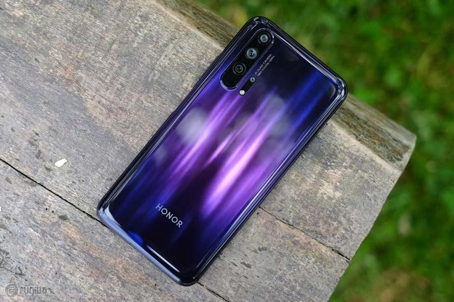گوشی Honor 20 Pro - نقد و بررسی جامع تلفن همراه آنر 20 پرو