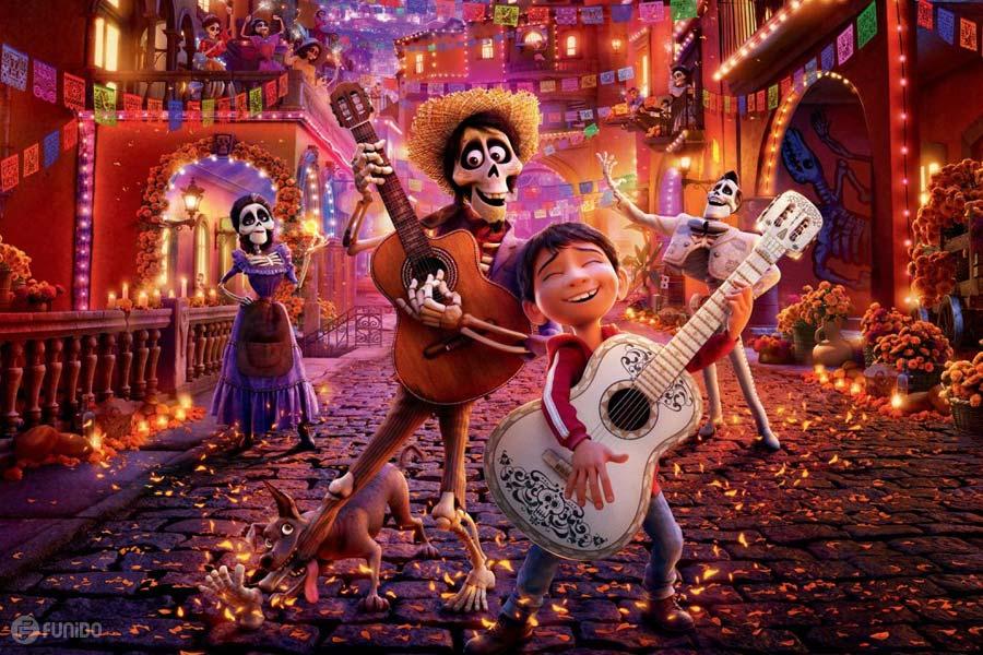 انیمیشن کوکو - نقد و بررسی انیمیشن محبوب Coco