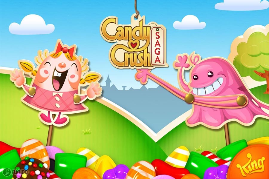 راهنمای بازی کندی کراش – ترفندهای Candy Crush Friends Saga
