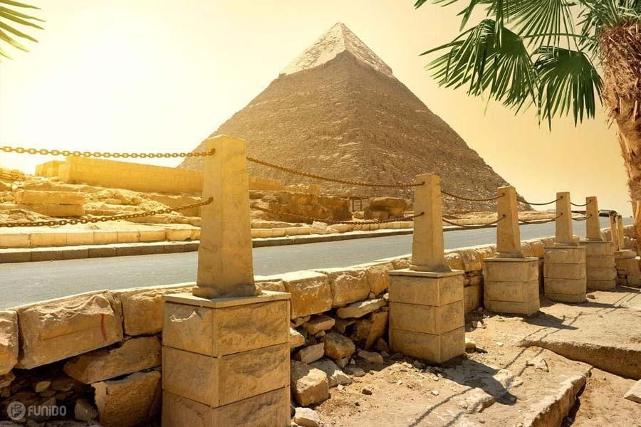 جاهای دیدنی مصر و جاذبه های گردشگری آن را بشناسید