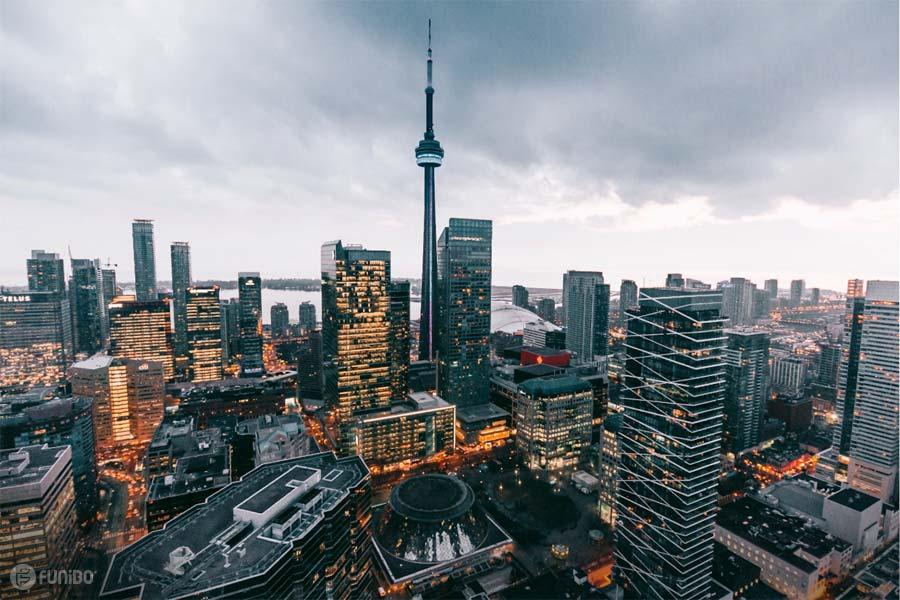 جاهای دیدنی تورنتو کانادا - کاملترین راهنمای فارسی سفر بهToronto