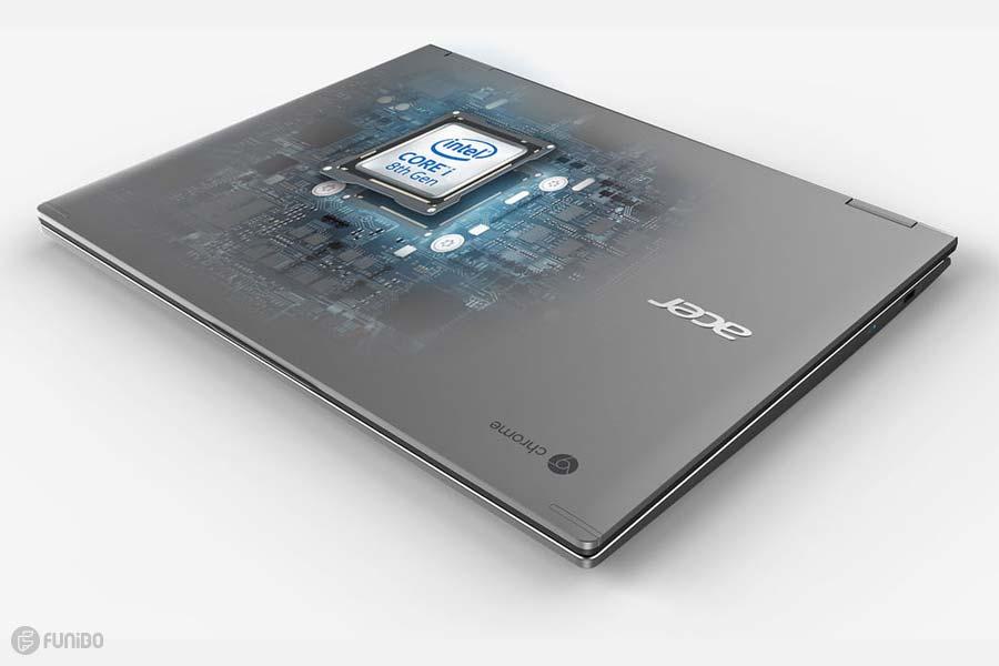 کروم بوک 13 ایسر - نقد و بررسی لپتاپ Acer Chromebook 13 CB713