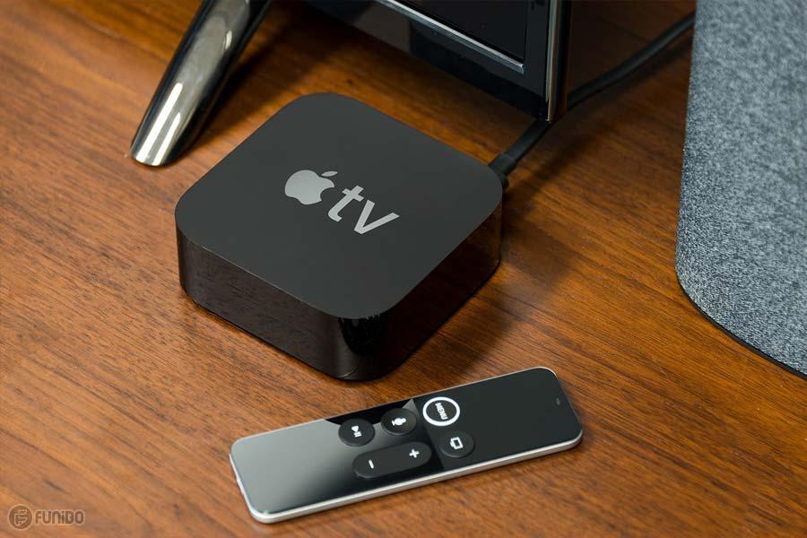 اپل تی وی 4K - نقد و بررسی جامع تلویزیون اپل