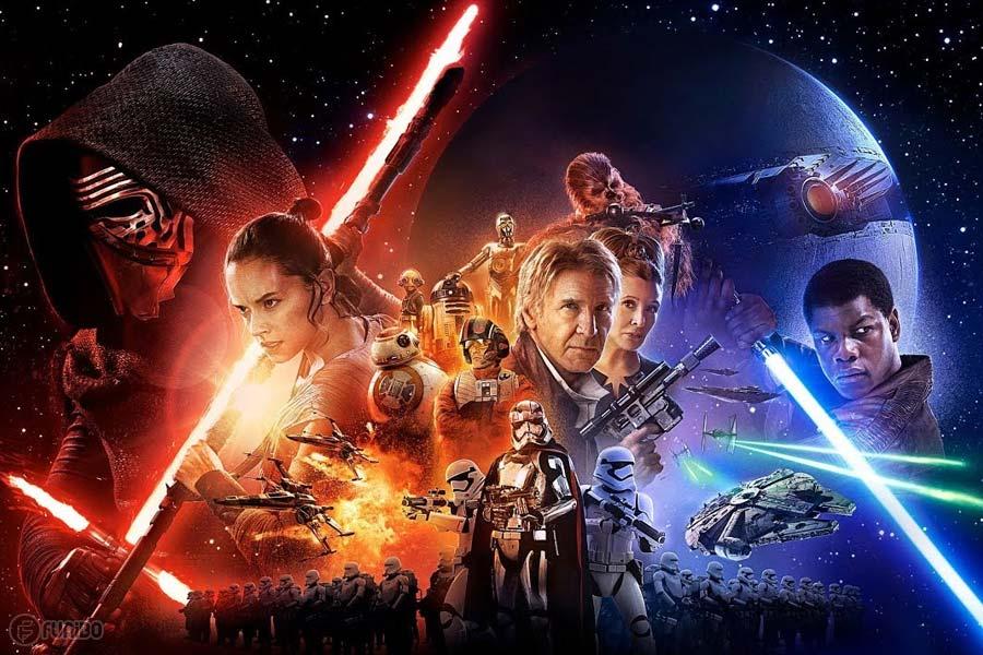 فیلم های جنگ ستارگان - رتبهبندی 10 فیلم Star Wars از بدترین به بهترین