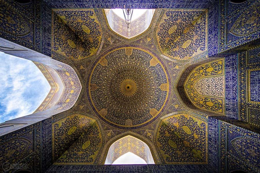 مسجدهای معروف ایران که جاذبه گردشگری هم محسوب میشوند