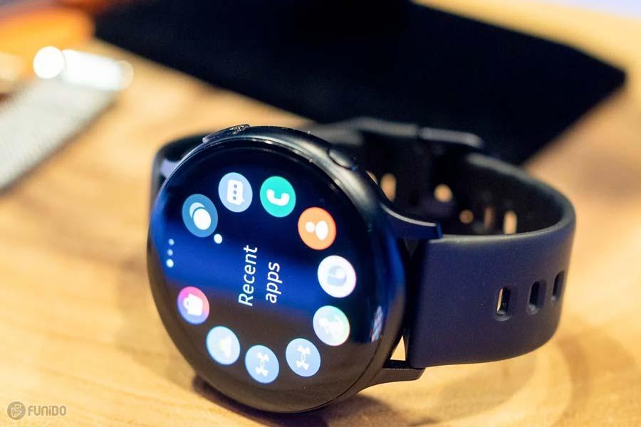 گلکسی واچ اکتیو 2 - نقد و بررسی ساعت هوشمند Samsung Galaxy Watch Active 2