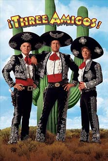 سه رفیق (1986) Three Amigos