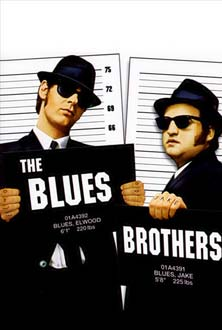 برادران بلوز (1980) The Blues Brothers