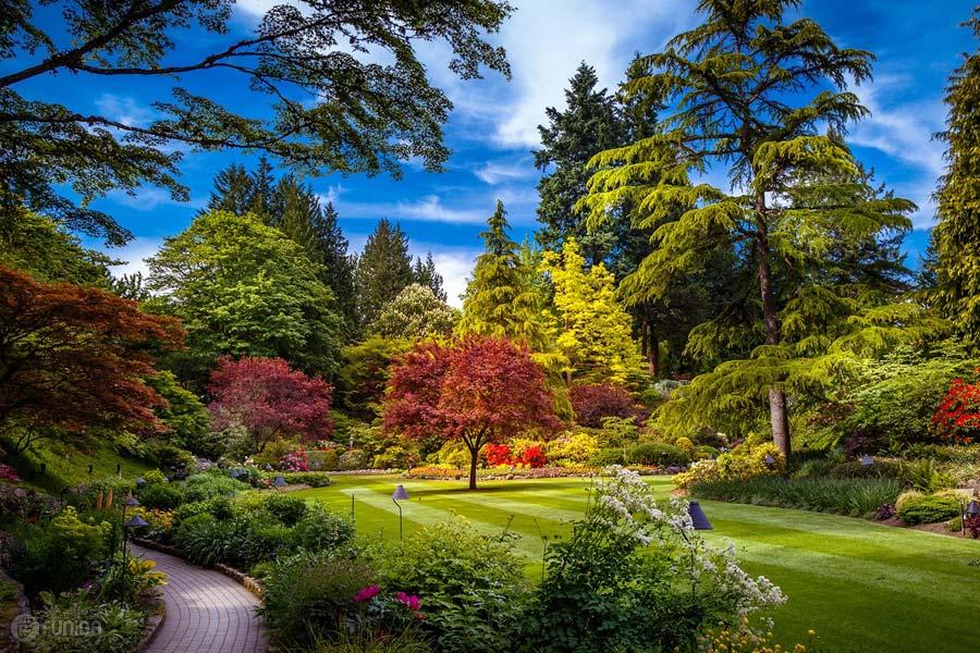 زیباترین باغ های جهان - معرفی 15 باغ تماشایی دنیا که باید ببینید