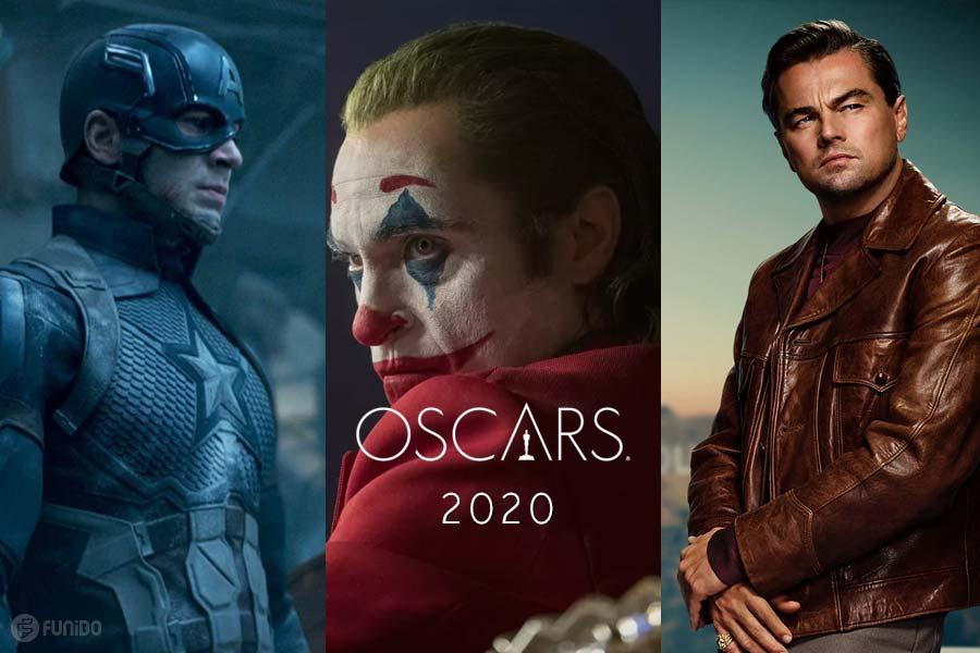 اسکار 2020 میتواند جولانگاه کدام فیلم های برتر سال باشد؟