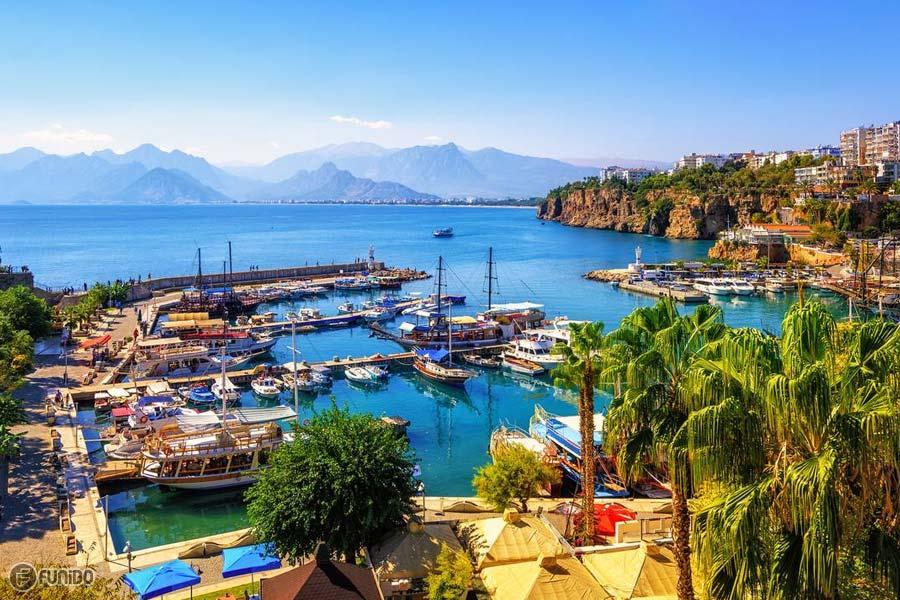 جاهای دیدنی آنتالیا - 10 جاذبهای که در سفر به Antalya حتما باید ببینید
