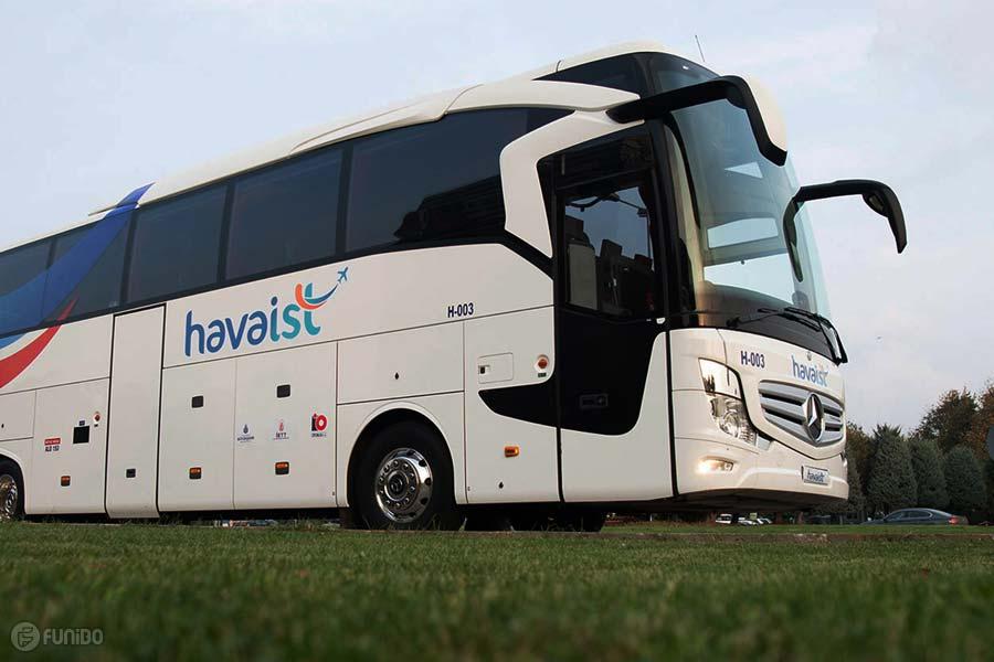 مسافرت به ترکیه با اتوبوس