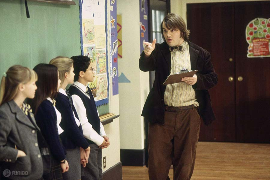 مدرسه راک (2003) School of Rock