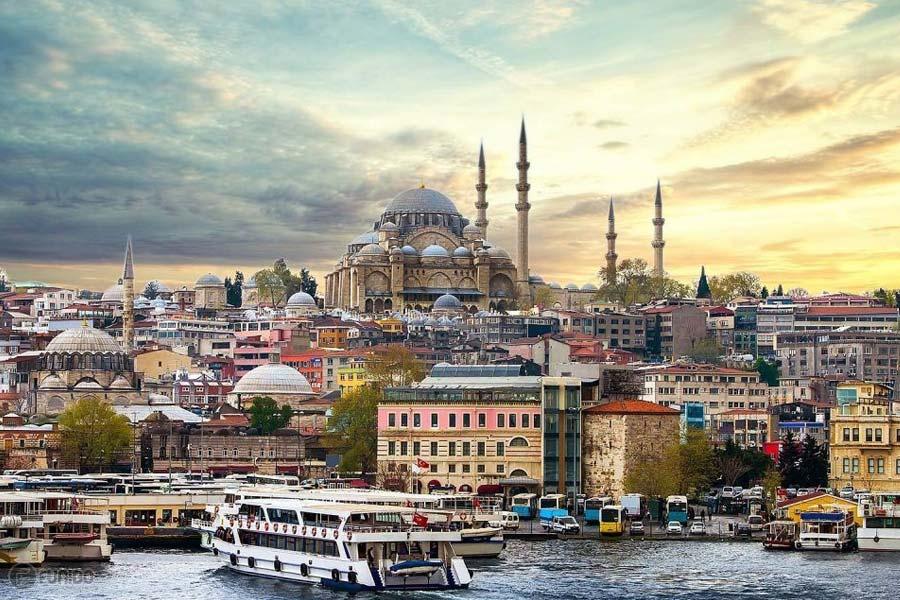 مکان های گردشگری استانبول را در اولین سفرتان مانند حرفهایها سیاحت کنید