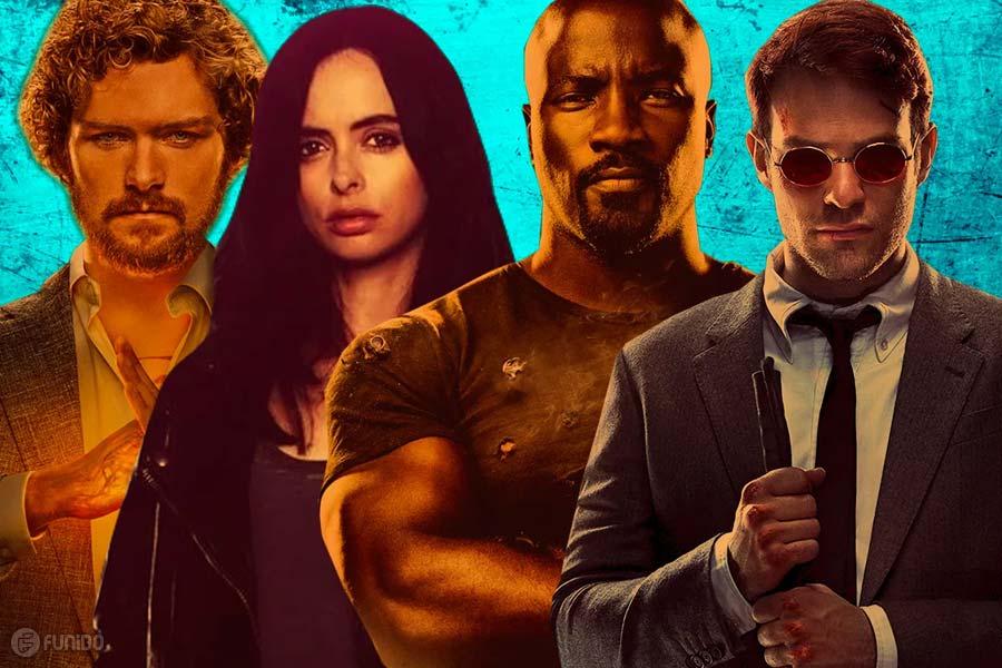 سریال های مارول را بشناسید - معرفی رتبهبندیشد بهترین مجموعههای Marvel