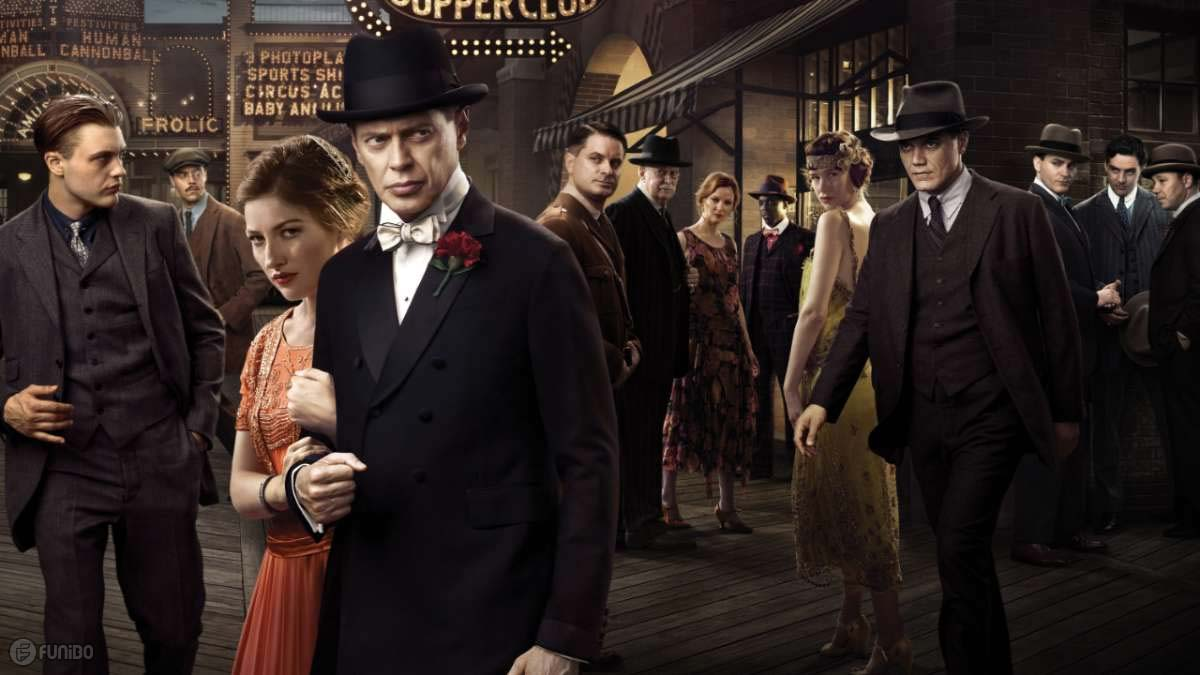 امپراتوری بوردواک (2010)‌ Boardwalk Empire