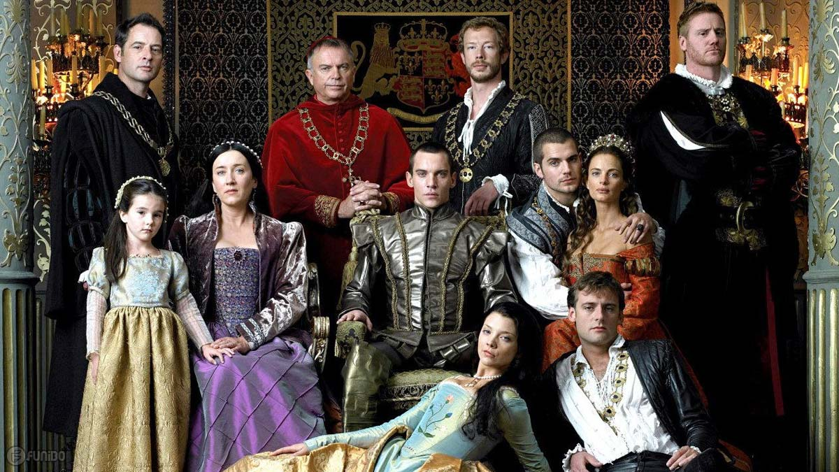 تودورها (2007) The Tudors