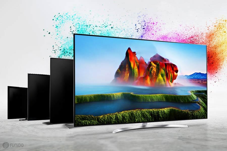 بهترین تلویزیون موجود در بازار برای خرید کدام است؟