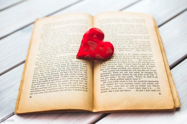 رمان عاشقانه محبوبتان را با این راهنمای حرفهای کتابخوابی راحتتر انتخاب کنید