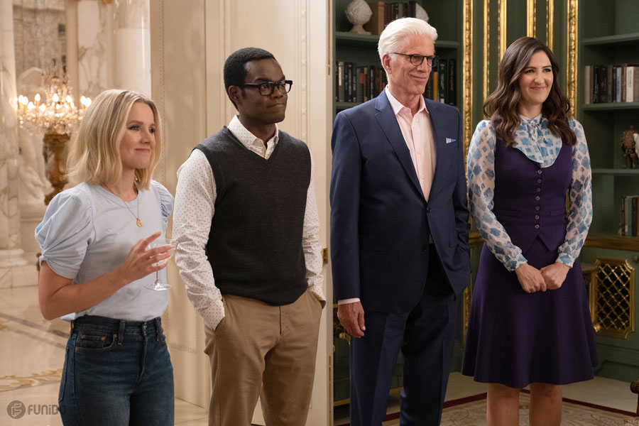 جای خوب (The Good Place)