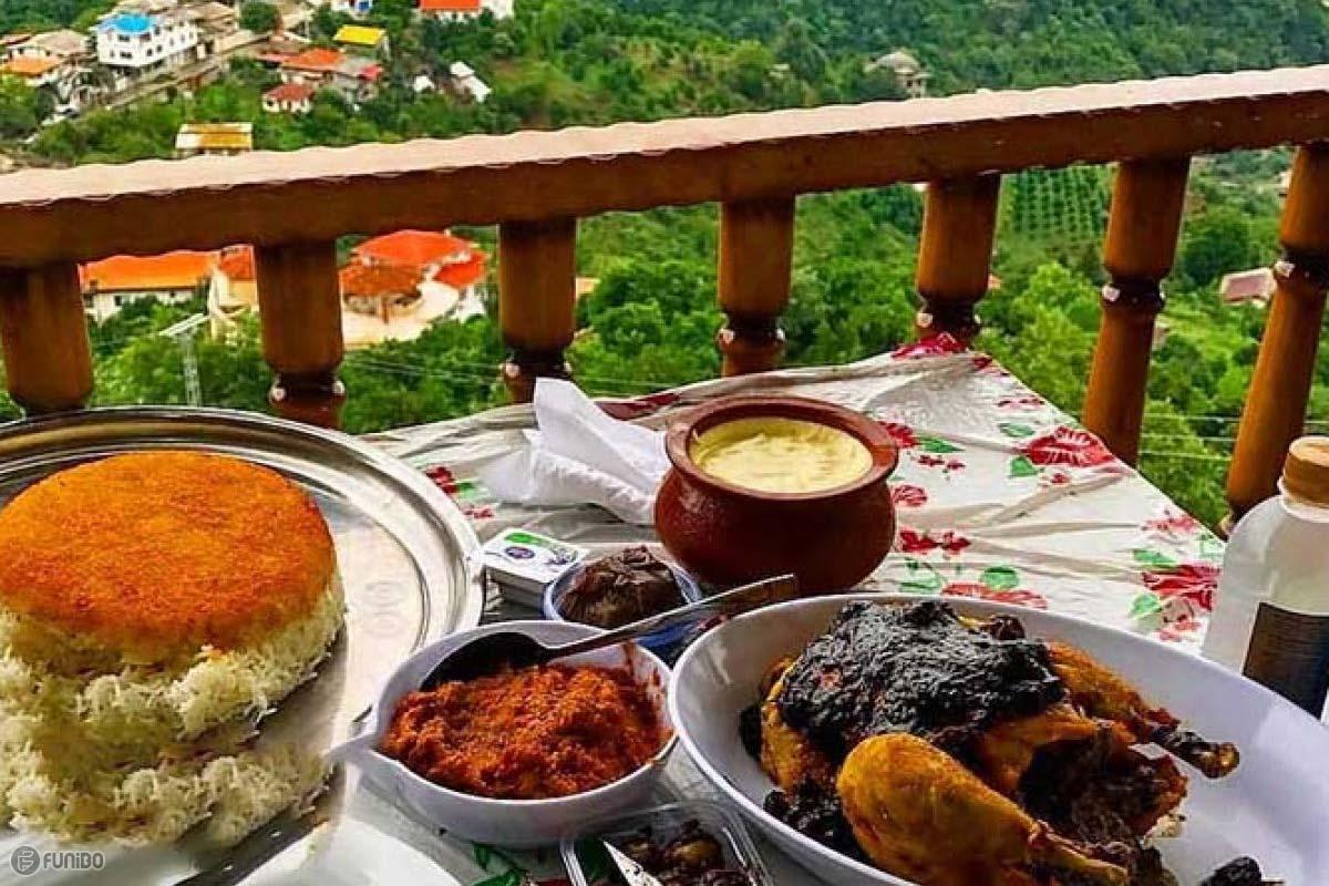 بهترین رستوران های ایران کدامند؟