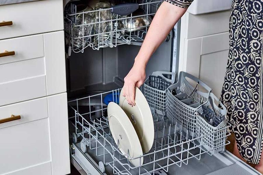 علت داغ نشدن آب ماشین ظرفشویی چیست؟