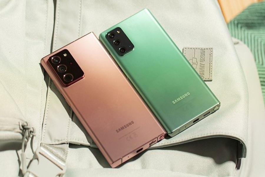 بهترین گوشی گیمینگ سامسونگ؛ Galaxy Note 20 Ultra